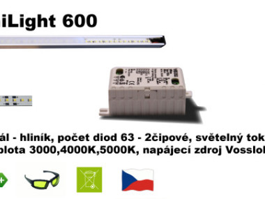 S-MiniLight 600 LEDka kopie